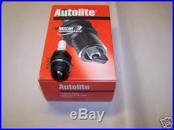 10 Autolite 3076 7/8 Spark plugs Hit & Miss Gas Engine