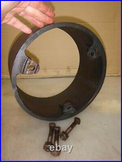 12 BOLT ON PULLEY for FAIRBANKS MORSE Z, T, or H Old Hit Miss Gas Engine