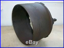 12 PULLEY for 2-1/2hp to 12hp HERCULES ECONOMY JEAGER ARCO Hit Miss Gas Engine