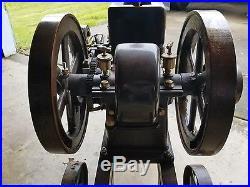 1920 Hit Miss Engine Fairbanks Bulldog