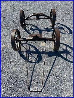 1928 John Deere 6 HP hit & miss engine