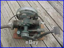 1930's MODEL 72-D MAYTAG HIT & MISS ENGINE TWIN CYLINDER