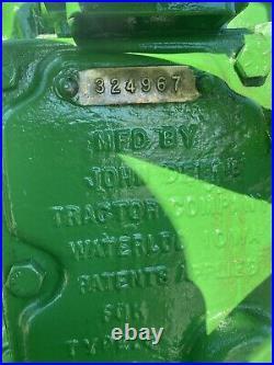 1932 Fully Restored John Deere hit and miss engine model E