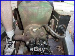 1940 Stover Ct2 Hit And Miss Engine Runs Nice Original Paint And Decals