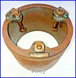 1-1/2HP 2HP Headless Fairbanks Morse 3 Bolt Iron Pulley Hit Miss Gas Engine
