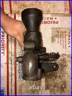 1-1/2hp John Deere JD E Cylinder Head & Muffler Hit Miss Stationary Engine