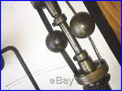 1/2 Pickering Steam Gas Engine Flyball Governor Old Hit Miss Farm Antique