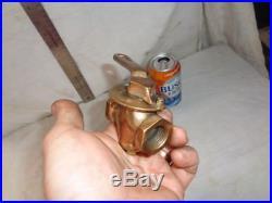 1/2 Powell diamond valve for hit miss engine