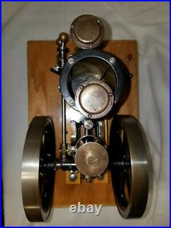 1/3-Scale, Canfield Model Hit and Miss Engine, DeBolt