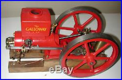 1/3 Scale Galloway Hit and Miss Ignitor Style Gas Engine