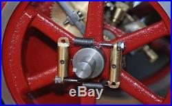 1/3 Scale Hired Man hit and miss model gas engine