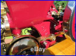 1/3 Scale Of 1/2 Horse Power New Holland Model Hit And Miss Engine