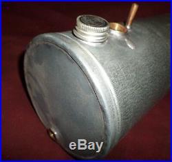 1.5 2 hp Fuller Johnson Gas Engine Motor Hit Miss Throttle Fuel Tank