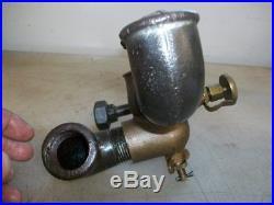 1 LUNKENHEIMER FUEL MIXER Hit and Miss Gas Engine Carburetor