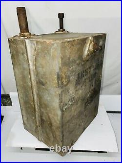 2HP or 3HP IHC Vertical Famous Gasoline Fuel Tank Hit Miss Engine International