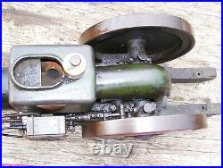 2 1/2hp JOHN LAUSON ALPHA DELAVAL Hit Miss Engine WICO EK Magneto Brass Oiler