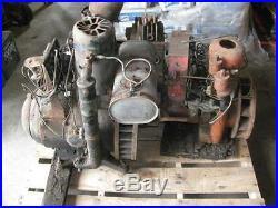 2 Delco & 1 Westinghouse Hit & Miss Gas Engine Generators Light Plants