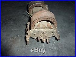 2 Webster Tri Polar magnetos hit miss antique gas engine