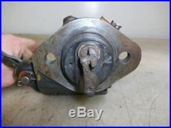 303K147 DESJARDINS WEBSTER MAGNETO IGNITER BRACKET Hit and Miss Old Gas Engine