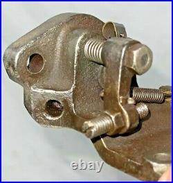 303K19 WEBSTER MAGNETO IGNITER BRACKET for small Stover Hit & Miss Gas Engine
