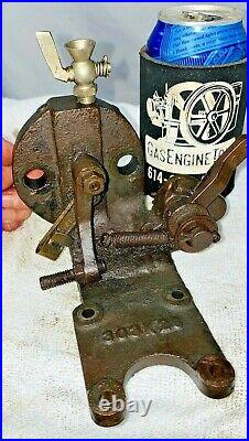 303K26 Webster Magneto Igniter Bracket 3 -12 HP Economy Hercules Hit Miss Engine