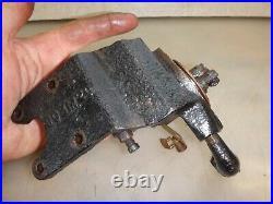303M20 WEBSTER MAGNETO IGNITER BRACKET for SMALL STOVER Hit & Miss Gas Engine