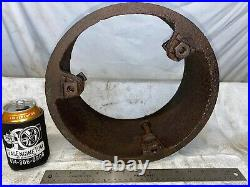 3 or 6 HP Fairbanks Morse Z Cast Iron Pulley for Hit Miss Gas Engine FB