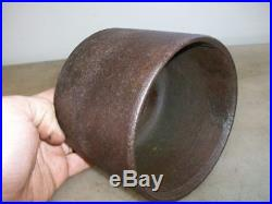 5-1/2 CAST IRON PULLEY for 1-1/2hp or 3hp JOHN DEERE E Hit Miss Gas Engine