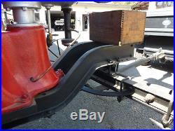 8 Horsepower Associated Hit and Miss Flywheel Engine