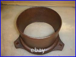 8 PULLEY for 2-1/2hp to 12hp HERCULES ECONOMY JEAGER Hit Miss Gas Engine