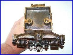 ACCURATE Model U BRASS Hit Miss Gas Engine MAGNETO IHC MOGUL SIDESHAFT HOT