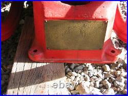 ASSOCIATED CHORE BOY Hit Miss Gas Engine Chore boy 1 3/4 hp