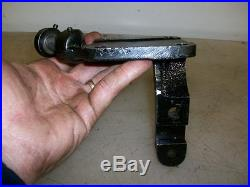 ASSOCIATED UNITED MAGNETO BRACKET 4 Bolt Angle Drive Hit and Miss Old Gas Engine