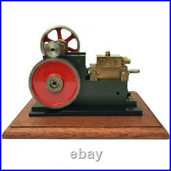 A Belt Driven Water Pump Removed From R. L. E Hit & Miss Petrol Engine Live Steam