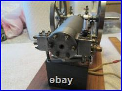 A Gorgeous Hit N Miss Model Engine Made By Dale Tackkett (NJ) Exc Cond