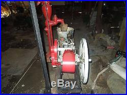 Aermotor 8cly hit and miss engine
