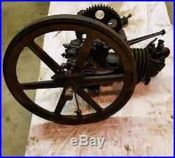 Aermotor windmill hit miss engine not working good for parts