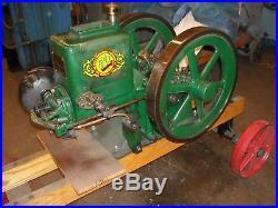 Antique 2 H. P. R&V Hit & Miss Engine