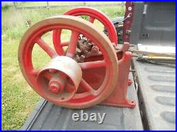 Antique Associated Hit Miss Engine-Missing Cylinder