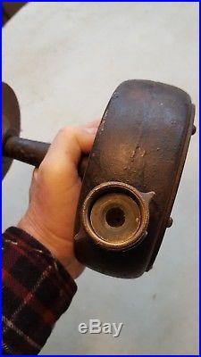Antique Ca 1905 Water Motor W. N. Mfg. Model 30 Manchester Conn. Hit Miss Engine