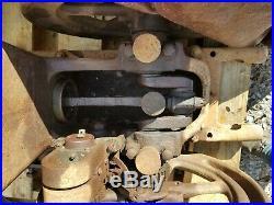 Antique Fairbanks Morse Model Z Hit Miss Gas Engine Headless