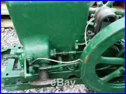Antique Fairbanks Morse Model Z Hit Miss Gas Engine Headless Sumter magneto