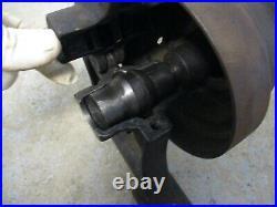 Antique Flat Belt Clutch Type Lathe Countershaft Jackshaft Hit Miss Steam Engine
