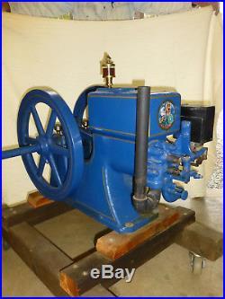 Antique Hercules Hit & Miss Engine
