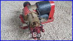 Antique Hit Miss Engine Motsinger Autosparker Magneto