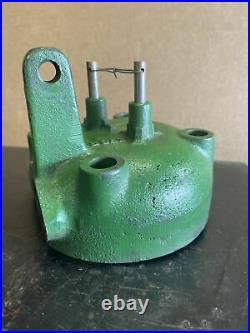 Antique John Deere JD E78R Head hit miss engine NICE cast iron water no breaks