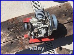 Antique Kissel kick start engine washing machine Hartford wi made hit miss