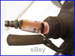 Antique Maytag 1932 Model 92 Kick Start Hit & Miss Gas Engine Washer Motor