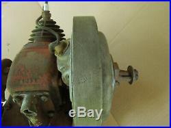 Antique Maytag Single Cylinder Model 92 Long Base Hit Miss Engine