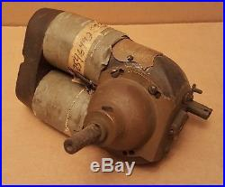 Antique Motsinger AUTO SPARKER Hit and Miss Old Gas Engine Magneto Parts